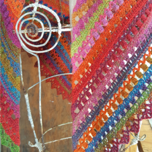 Namaqualand Shawl Pattern