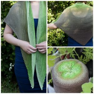 My Story Shawl Pattern