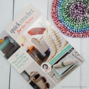 Quick Crochet for the Home – Tamara Kelly