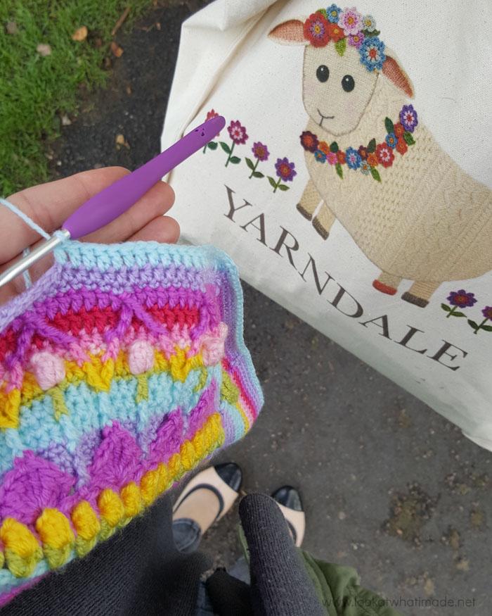 Yarndale Yarn Show