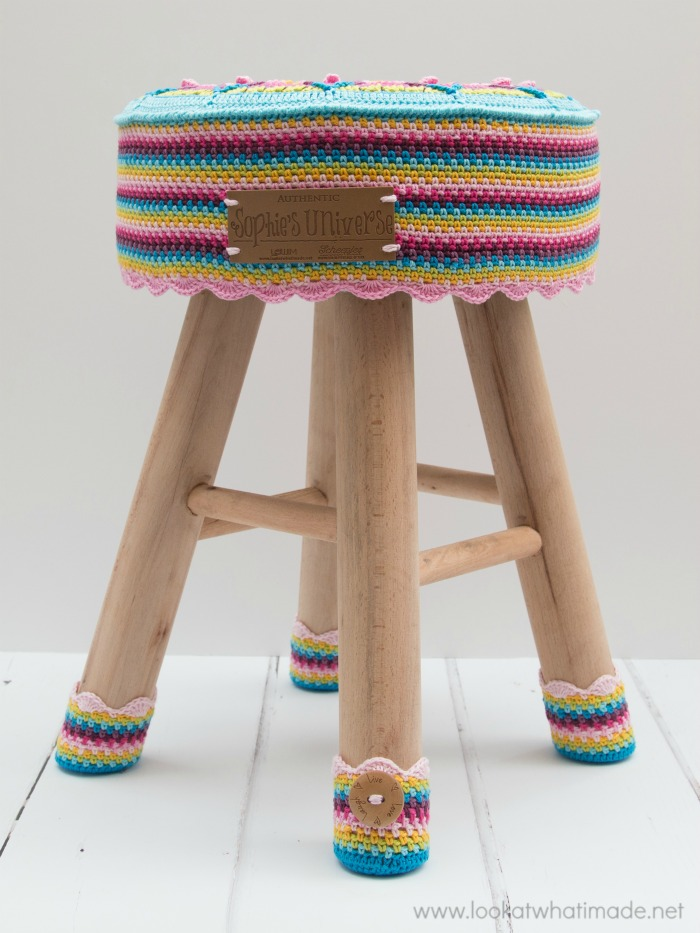 Sophie's Stool Pattern and Kits