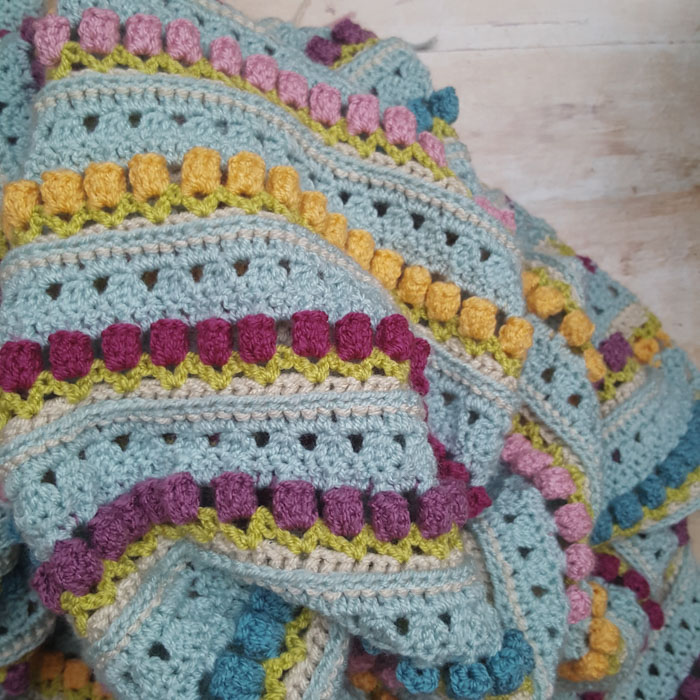 Memory Lane Blanket Work In Progress Look At What I Made