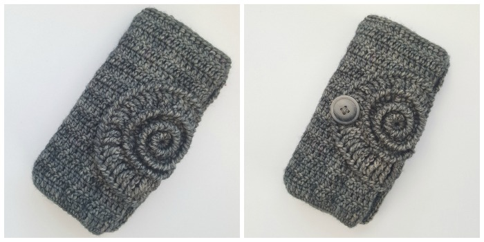Ammonite Crochet Hook Roll Pattern Look At What I Made