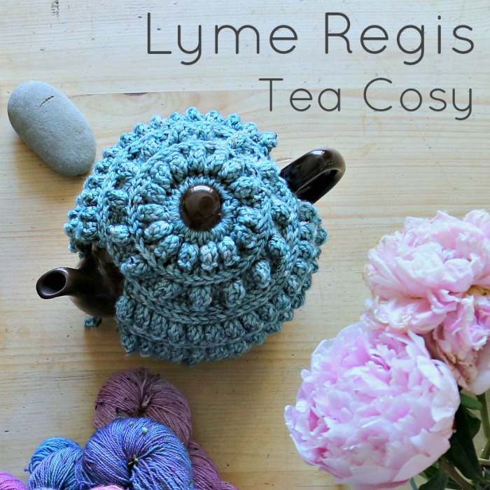 Lyme Regis Tea Cosy Pattern Look At What I Made