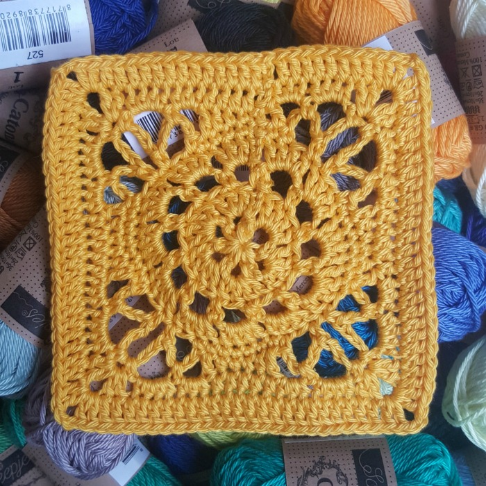 Emma Crochet Square Pattern Look At What I Made
