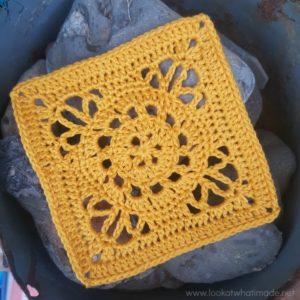 Emma Crochet Square Pattern
