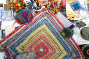 'Day in the Life of a Crochet Designer' Podcast
