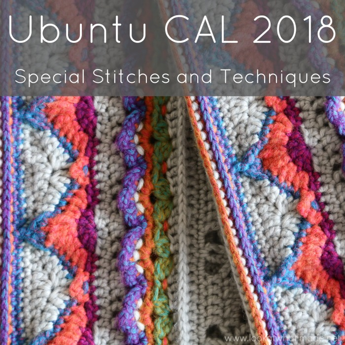 Ubuntu Cal 2018 Special Stitches And Techniques Look At What I Made