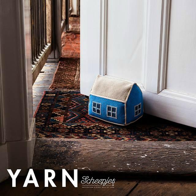 Swedish Cabin Doorstop & YARN 6: Folk Issue And My Swedish Cabin Doorstop ? Look At What I ...