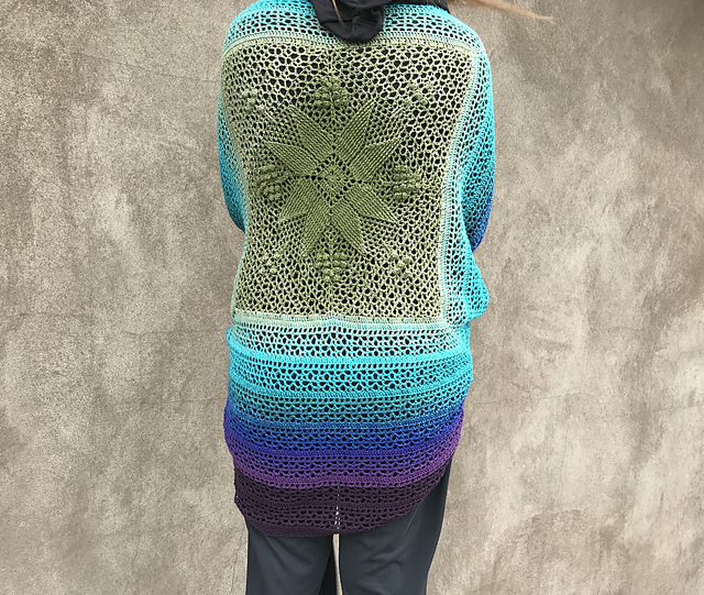 f68fd21ae Featured Project  Sophie Cocoon Cardigan by Stephanie Best ⋆ Look ...