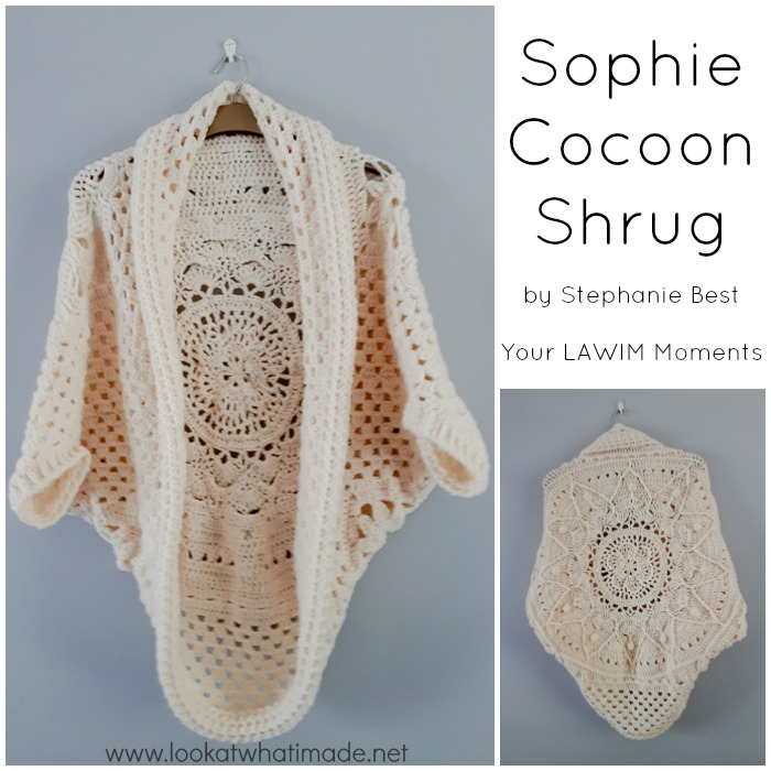 0b7ec4470 Featured Project  Sophie Cocoon Cardigan by Stephanie Best ⋆ Look At What I  Made