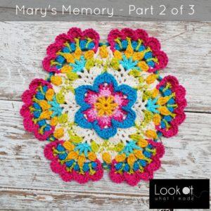 Mary's Memory Part 2